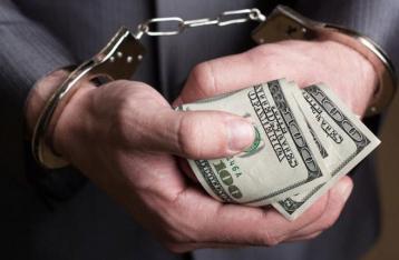 В рейтинге восприятия коррупции Украина заняла 131-е место