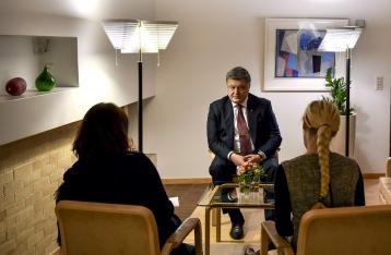 Порошенко: Путин стремится разъединить ЕС
