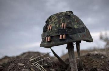 НВФ обстреляли силы АТО из танка и «Града», один военный погиб