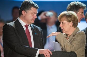 Порошенко 30 января встретится в Берлине с Меркель