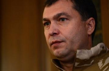 Умер бывший глава «ЛНР» Болотов