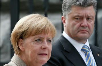 Меркель обеспокоена: На Донбассе снова гибнут солдаты