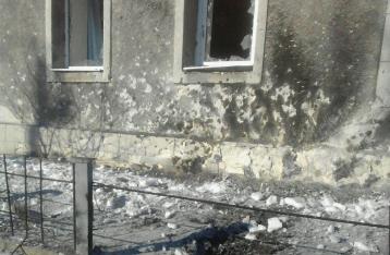 Жебривский: Обстрелы Авдеевки не прекращаются