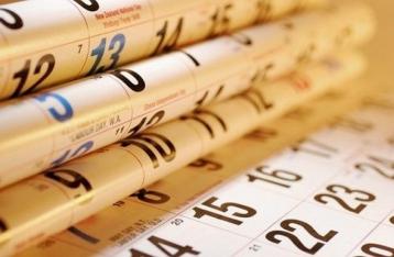 Украинцам предлагают новый календарь праздников
