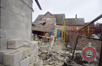 Обстрел Сартаны: повреждены 30 домов, перебит газопровод