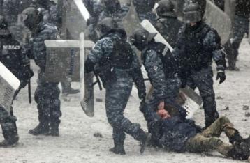 Россия отказала Украине в экстрадиции 12 экс-беркутовцев