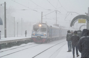 Киевский общественный транспорт переходит на спецрежим