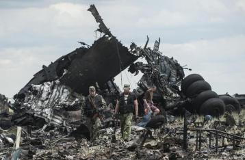 СБУ обнародовала переговоры НВФ о сбитом Ил-76