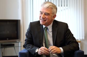 Посол Германии: Выборы на Донбассе могут состояться в присутствии войск РФ