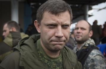 Суд разрешил задержать Захарченко