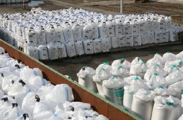 Украина отложила введение пошлин на российские удобрения