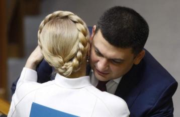 Гройсман:  «Мать» коррупции в Украине – Тимошенко
