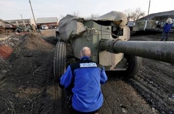 В Минске договорились о новом отводе вооружений на Донбассе