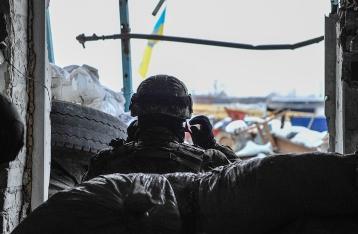 Сегодня в зоне АТО погибли 3 военных, 4 – ранены