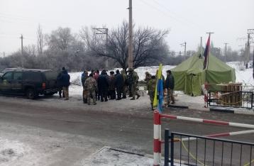 Участники блокады заявляют, что спецназ полиции готовится к штурму