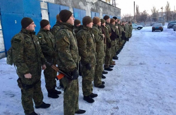 Полицию Донецкой области перевели на усиленный режим работы