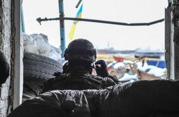 День в АТО: один военный погиб, трое – ранены