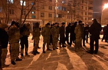 В Харькове произошла перестрелка из-за блокады «Л/ДНР»