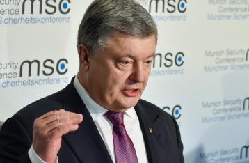 Порошенко: Признание РФ паспортов ОРДЛО – очередное доказательство оккупации