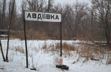 Линии электропередач в Авдеевке починили