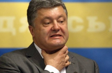Порошенко: Угроза полномасштабной агрессии РФ нависла по всей линии границы
