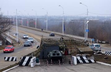 Президент не исключает вторжения войск РФ со стороны Приднестровья
