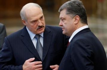 Порошенко: Лукашенко не позволит РФ использовать Беларусь против Украины