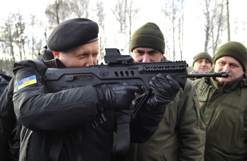 Турчинов: Агрессия против Украины – этап подготовки РФ к большой войне