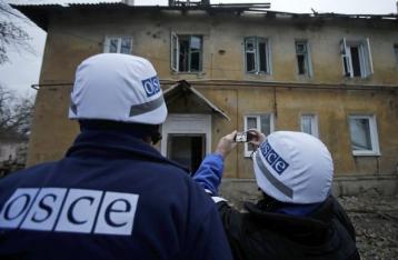 ОБСЕ намерена увеличить число наблюдателей в Украине
