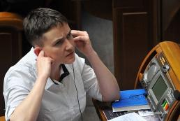 Рада взялась за изменение «закона Савченко»