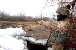 Сутки в АТО: 83 обстрела, один военный погиб, двое – ранены