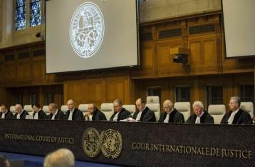 Сформирована делегация Украины на слушаниях суда в Гааге в деле против РФ