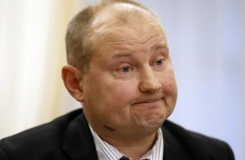 Судью Чауса задержали в Молдове