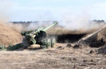 В зоне АТО в ход пошла артиллерия: один военный погиб, 9 – ранены