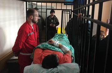 Насирова доставили в суд, заседание началось