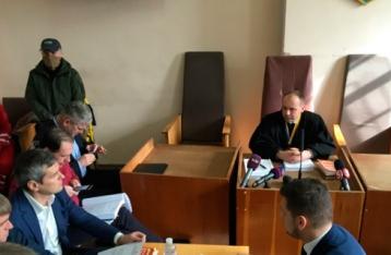 Судья по делу Насирова сообщил, что сегодня заседания не будет