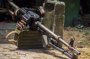 В зоне АТО за сутки – 122 обстрела, один военный погиб, четверо ранены