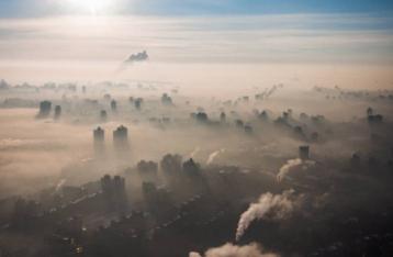 Густой туман продержится в Киеве несколько дней