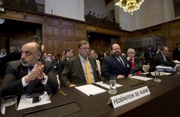 Кремль обещает признать решение суда в Гааге