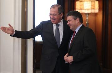 Германия и РФ выступают за привлечение США к переговорам по Украине