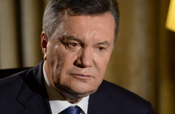 ГПУ не собирается допрашивать Януковича в России