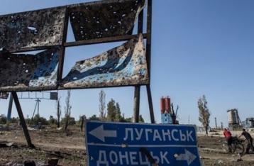 Айвазовская: Вопрос выборов в ОРДЛО снят с повестки дня в Минске