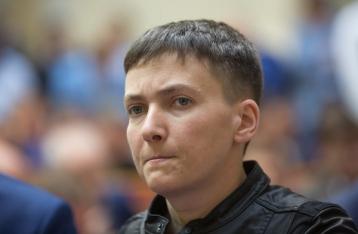 СБУ допросила Савченко относительно поездки в «ДНР»