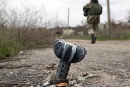 За прошлые сутки в зоне АТО 107 обстрелов, 2 военных погибли, 9 – ранены