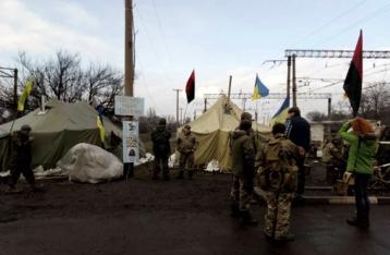 Задержанных участников блокады отпустили