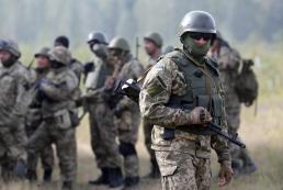 Сутки в АТО: 97 обстрелов, один военный погиб, 8 – пострадали