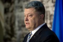 Порошенко: Многие в Украине путают демократию с махновщиной
