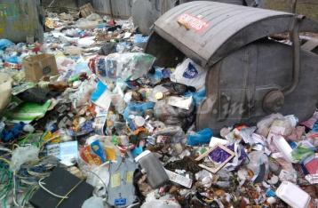 Из-за проблем с мусором во Львове готовятся ввести чрезвычайное положение