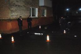 Ривненскую полицию обстреляли из гранатомета