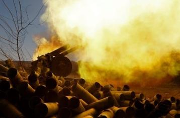 Волонтеры сообщают о тяжелых боях под Мариуполем